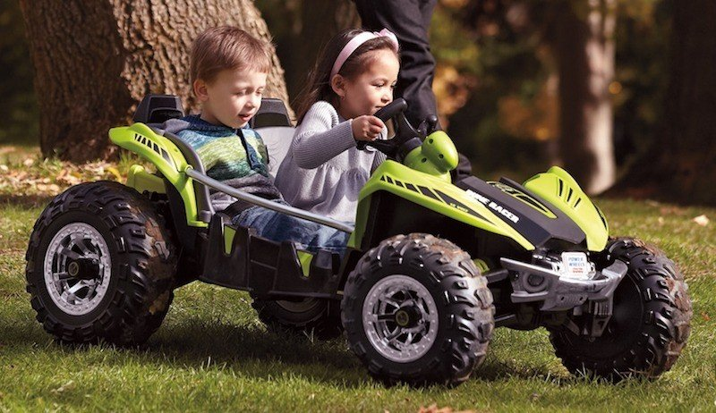 Best Power Wheel for off road by Fisher Price