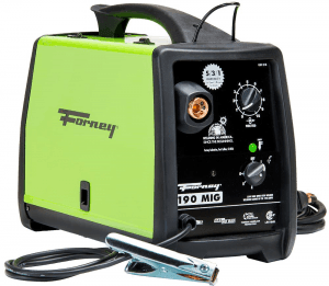 Forney 190 MIG Welder 318 230-volt, 190 AMP. Applications include do-it-yourself, metal fabrication, maintenance and repair, farm and ranch and automotive.