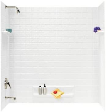 Swanstone TI50000.010 Bathtub Wall Kit