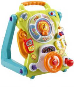NuoPeng 3 in 1 Baby Sit-to-Stand Walker