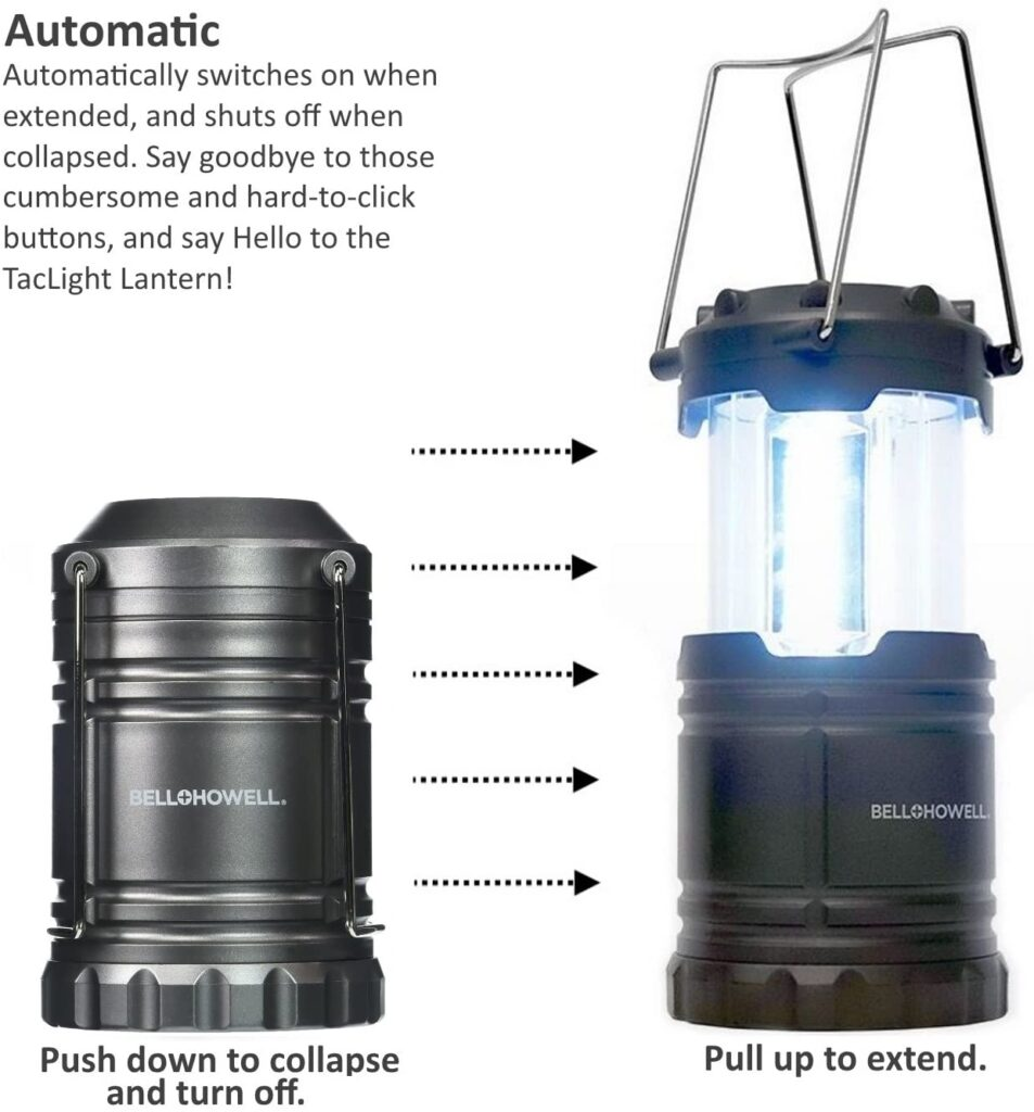 Bell + Howell Taclight Lantern review