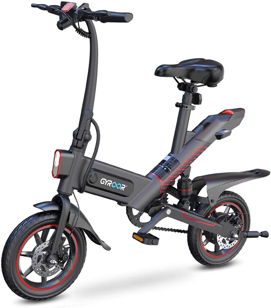 Gyroor C3 Electric Bike For Adults