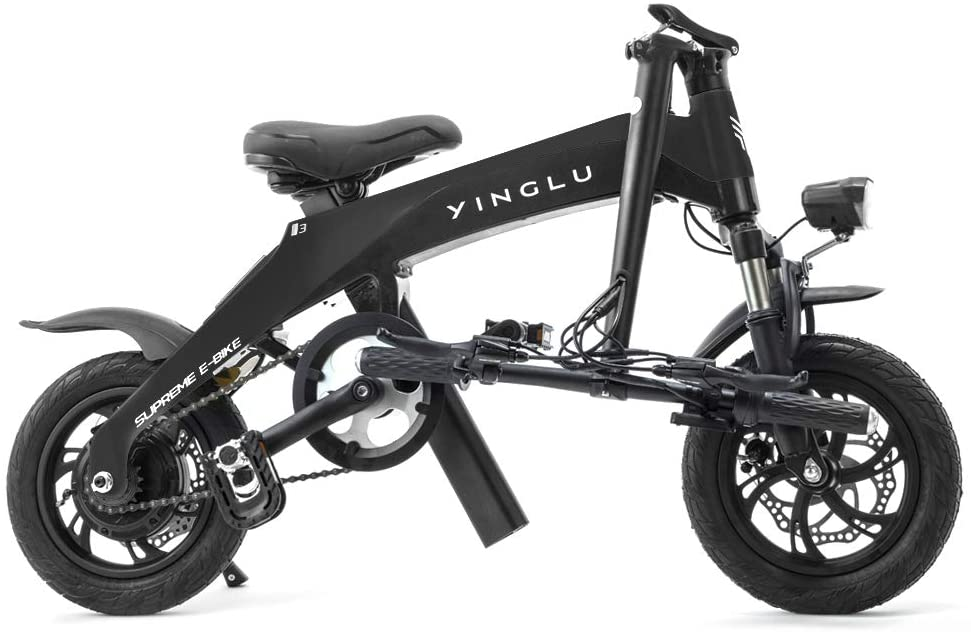 I3 Carbon Fiber Electric Bicycle By YINGLU