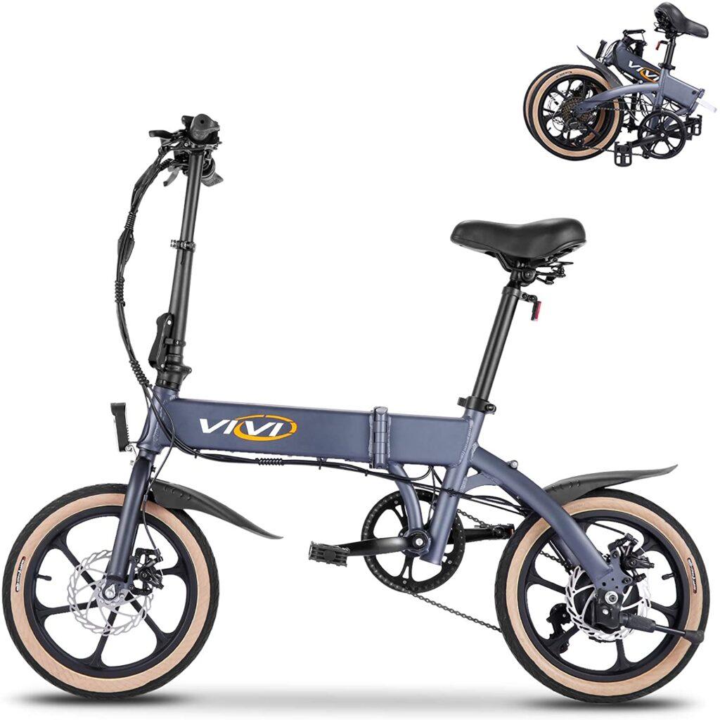 Vivi Folding Electric Bike E-Bike