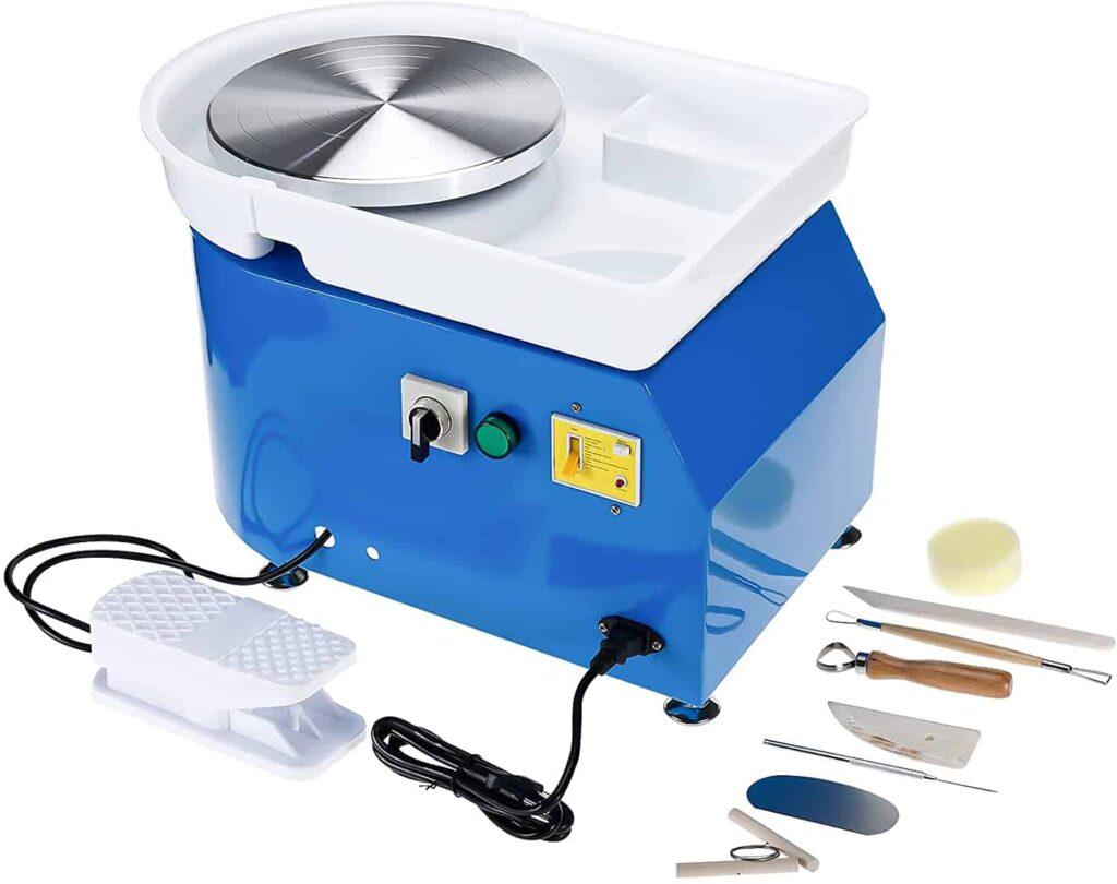 HighFree 350W Electric Pottery Wheel Machine