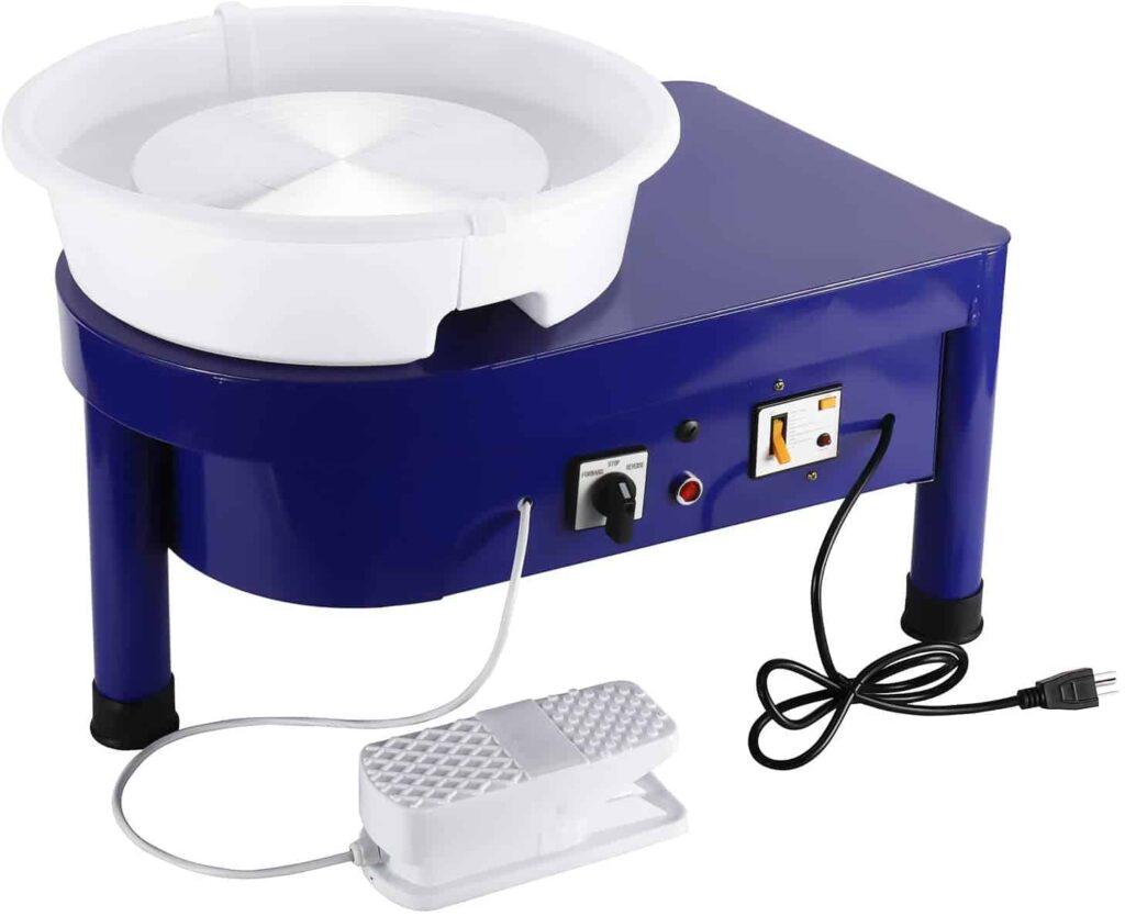 YaeKoo 350W Table Top Electric Pottery Wheel